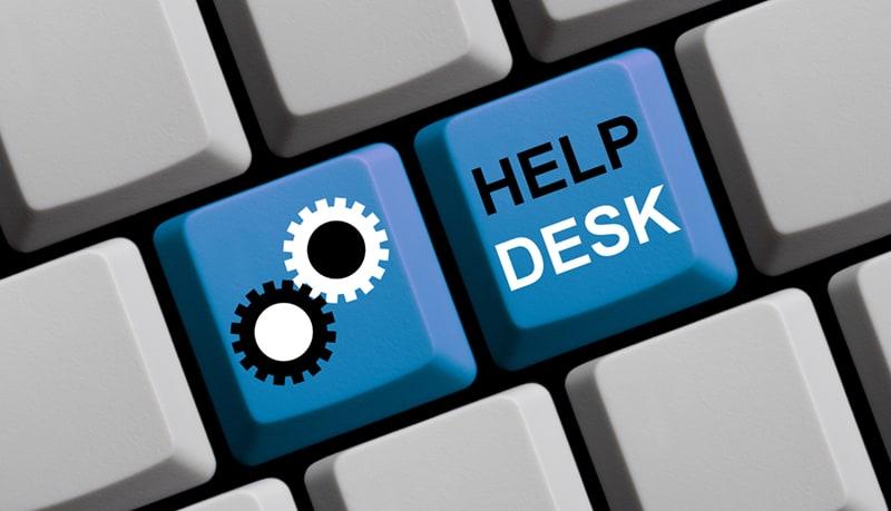 Setting Help Desk Tool